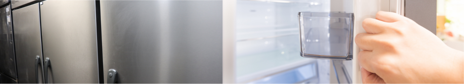 冷蔵庫の冷気を逃がさず簡単省エネ